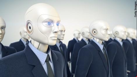 Kỷ nguyên Robot: Robot sẽ đông hơn người