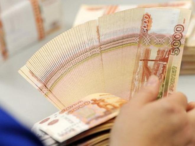 dong ruble mat gia anh huong nang ne den tang truong kinh te cua nga. (nguon: rt.com)
