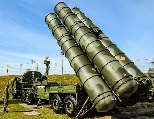 Tên lửa S-500, lá chắn thép bảo vệ thủ đô Nga