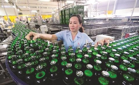 Top 50 2017: Tổng Công ty Cổ phần Bia - Rượu - Nước giải khát Sài Gòn
