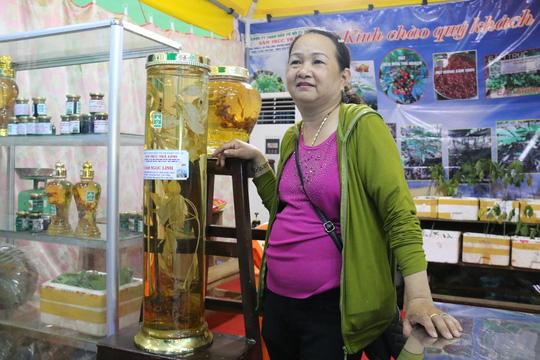 Sâm Ngọc Linh gần 100 triệu/kg vẫn đắt như tôm tươi - Ảnh 7.