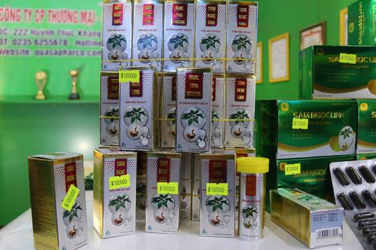 Sâm Ngọc Linh gần 100 triệu/kg vẫn đắt như tôm tươi - Ảnh 10.