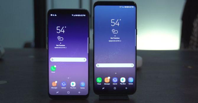 Liên tục đột phá, Samsung đã chiếm ngôi vương của Apple?