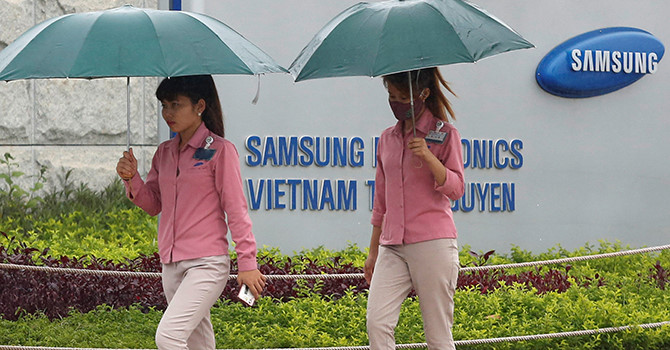 Vì sao Samsung là công ty lớn nhất Việt Nam?