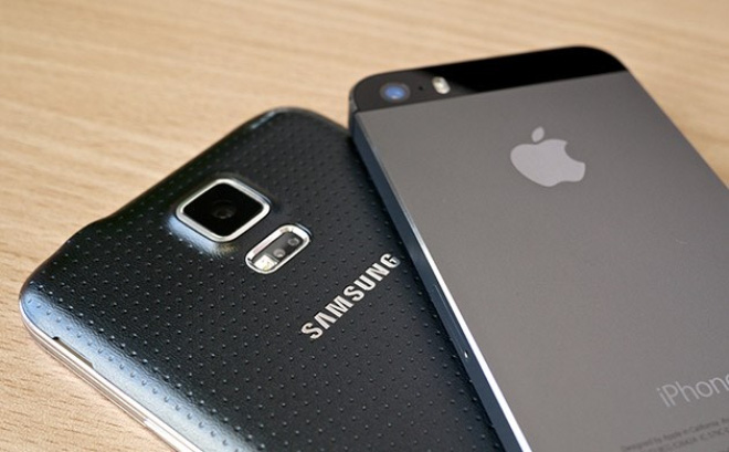 Samsung vừa bồi thường, vừa kháng cáo đòi lại tiền từ Apple