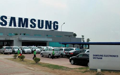 Samsung lại xin ưu đãi vượt khung cho dự án mở rộng tại Bắc Ninh