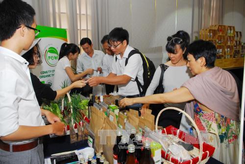 Sức hút thực phẩm Organic: Nhà bán lẻ 'thử sức'