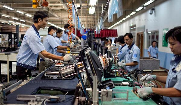 Thực trạng công nghiệp điện tử Việt Nam hiện nay