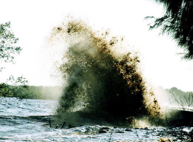 Vòng luẩn quẩn thủy điện Mê Kông