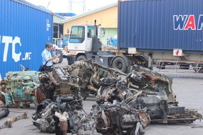 Nguy cơ ô nhiễm vì nhập 'rác' sắt thép