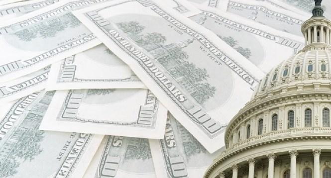 Mỹ vừa vay thêm 328 tỷ USD, tổng nợ là bao nhiêu?