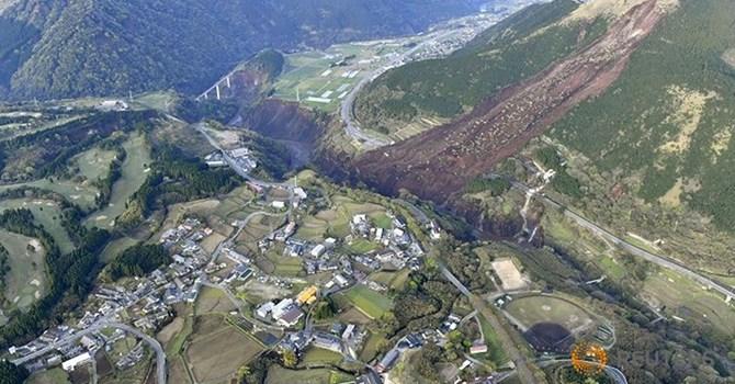 Châu Á sẽ hứng siêu động đất sau loạt chấn động liên tiếp?
