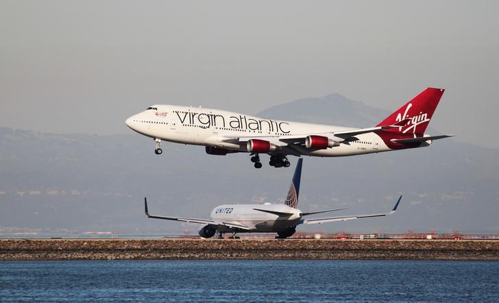 virgin atlantic airwaysanh: reuters