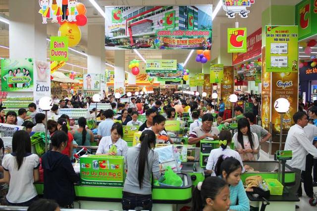 Vừa sở hữu Metro, tỷ phú Thái lại muốn mua Big C Việt Nam