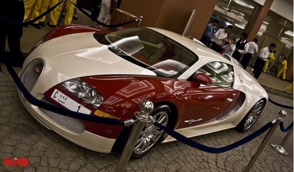 Siêu xe với biển số giá 320 tỉ đồng đắt nhất hành tinh