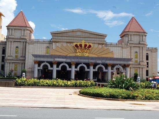 khu resort cua cong ty silver shores
