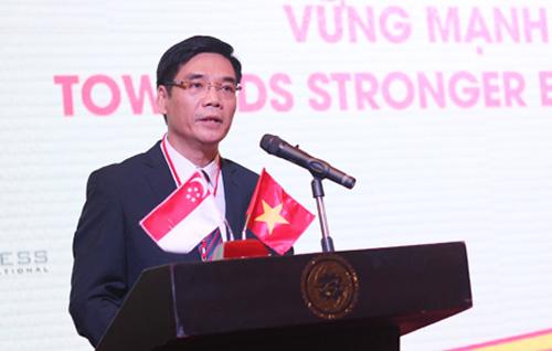 Singapore đầu tư gần 38 tỷ USD vào Việt Nam