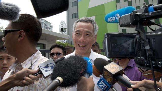 Đảng cầm quyền Singapore chiến thắng áp đảo trong tổng tuyển cử