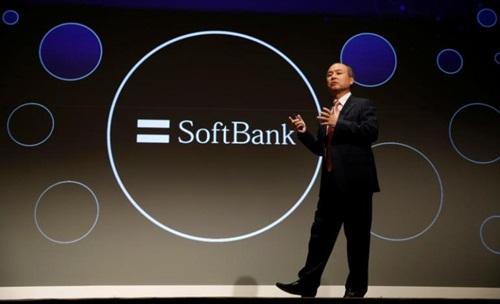 chu tich softbank - masayoshi son trong mot su kien hoi thang 2. anh:reuters