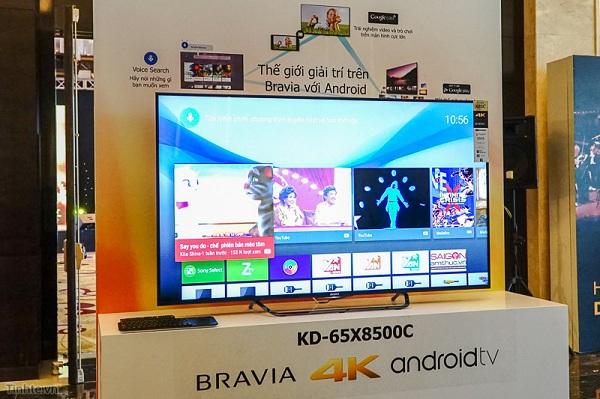 Cần lưu ý gì khi chọn mua Tivi Sony?