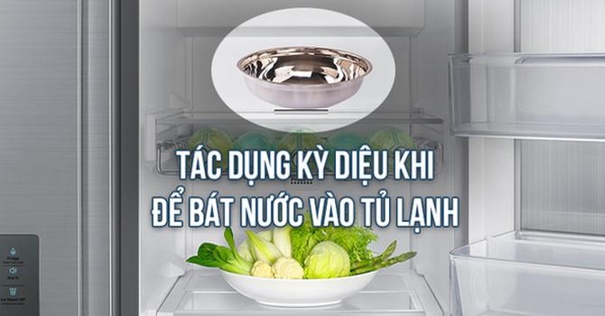 Những lưu ý khi sử dụng tủ lạnh để tiết kiệm điện