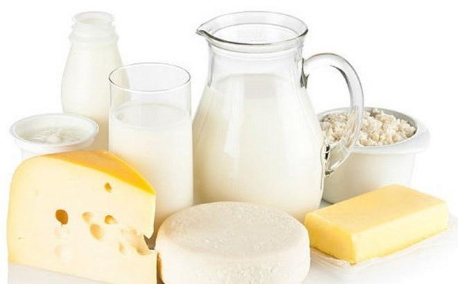 Nhập khẩu sữa và sản phẩm tăng trở lại sau 2 tháng giảm liên tiếp
