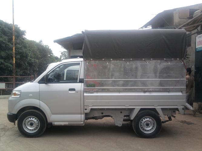 Cập nhật bảng giá những dòng xe tải nhẹ Suzuki mới nhất