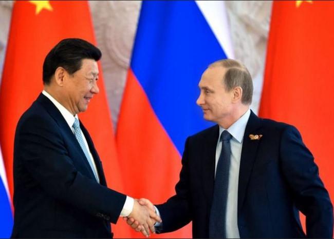 Nga có thể lập 'đồng minh thương mại' với Trung Quốc để chống Mỹ