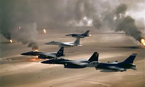 Đòn tập kích thay đổi diện mạo chiến tranh hiện đại