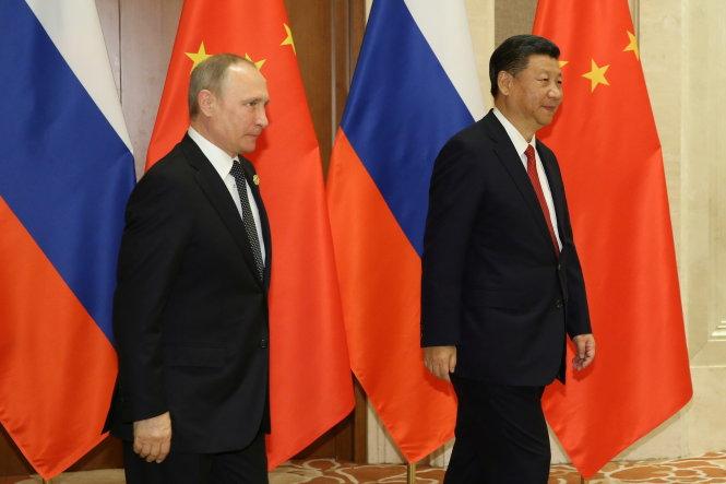 Trung Quốc mở đường tơ lụa 124 tỉ USD cho mọi người