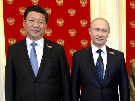 Mỹ có cần lo lắng khi Nga-Trung thắt chặt quan hệ?