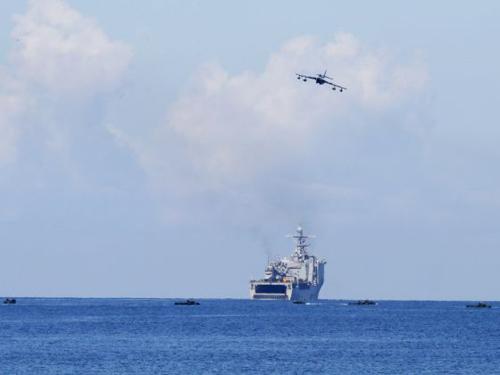 Trần Công Trục: 'Tàu tuần tra Mỹ không phải bảo bối ở Biển Đông'