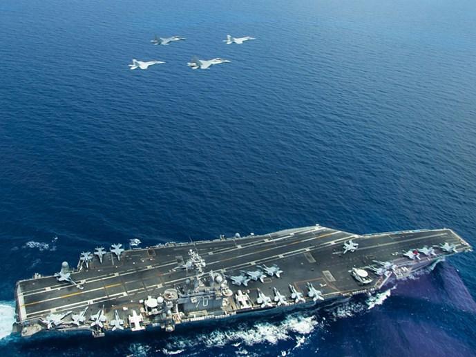 Mỹ sẽ đối đầu Trung Quốc ở Biển Đông