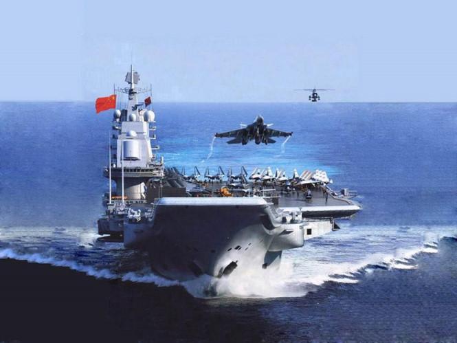 Đằng sau ngân sách quốc phòng 2016 của Trung Quốc