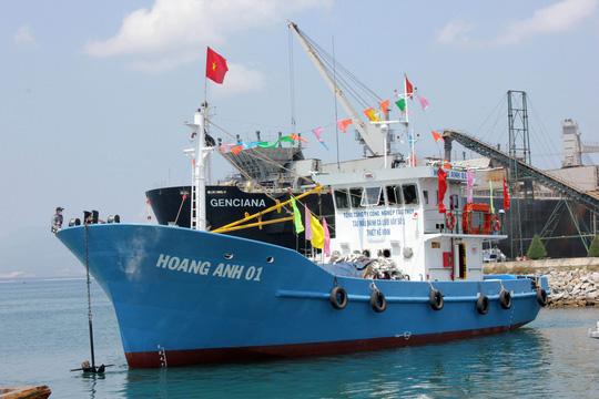 Ngư dân ngại đóng tàu vỏ thép