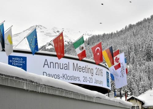 Đại biểu WEF lạc quan về kinh tế thế giới