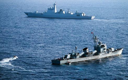 Mâu thuẫn trong nội bộ Trung Quốc về vấn đề Biển Đông