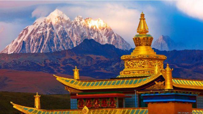 Khám phá thế giới: Tây Tạng - Nóc nhà của thế giới