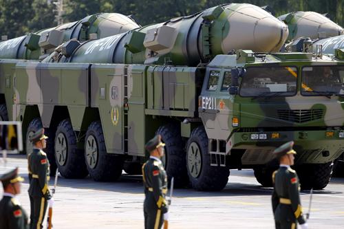 Mỹ đối phó ra sao với 'sát thủ diệt tàu sân bay' Trung Quốc