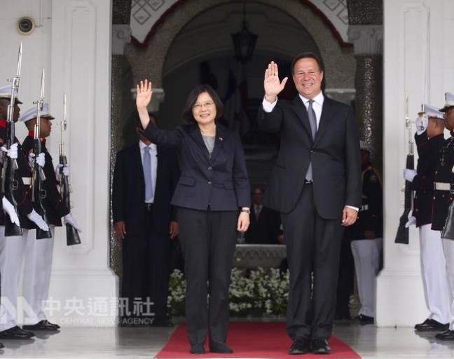 Đài Loan chấn động vì Panama cắt đứt quan hệ ngoại giao