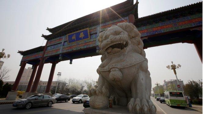 Tham vọng thành phố ngầm của Trung Quốc