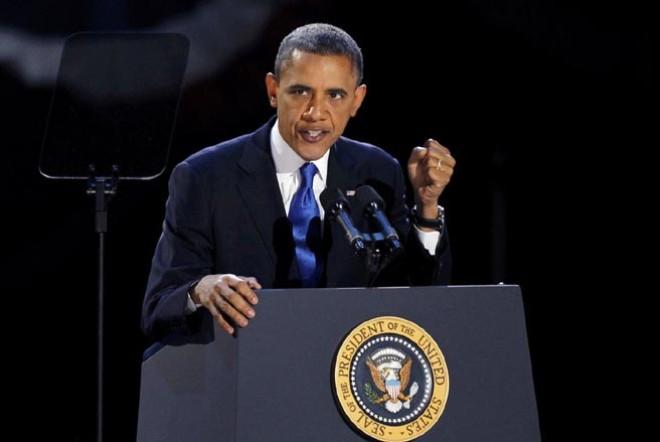 Những thăng trầm trong cuộc đời Obama
