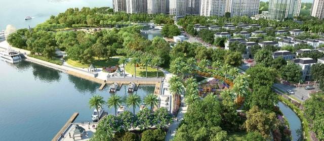Thành phố Hồ Chí Minh sắp có công viên đẳng cấp thế giới