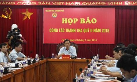 TTCP đề nghị xử lý hình sự vụ giao đất của Tổng công ty đường sắt