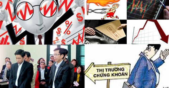 Thao túng tiền tỷ: Tay to làm loạn, đại gia hưởng lợi