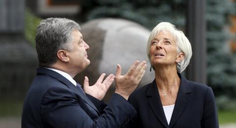 Thất vọng với điều kiện của IMF, Ukraine nuối tiếc Nga?