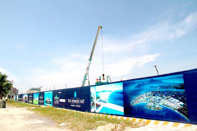 Đà Nẵng lên tiếng về dự án The Sunrise Bay bị đình chỉ