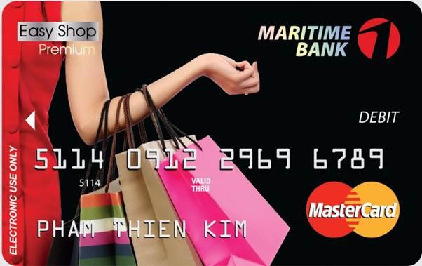 Ngập tràn ưu đãi khi mở thẻ ghi nợ tại ngân hàng MSB