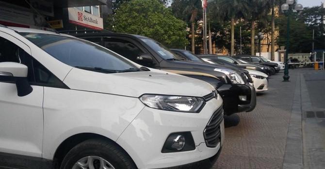 Thị trường ô tô nhập khẩu 8 tháng đầu năm 2018 rất ảm đạm