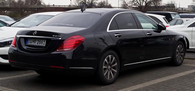 Bảng giá xe Mercedes-Benz tháng 1/2019